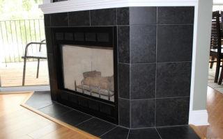 Огнеупорная плитка для каминов: какую лучше выбрать