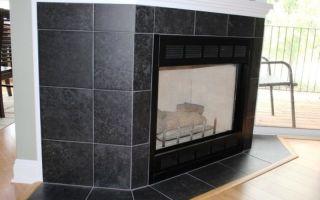 Керамическая плитка для каминов: выбираем правильно
