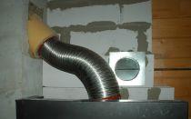 Можно ли использовать гофрированный дымоход из нержавеющей стали в газовой котельной