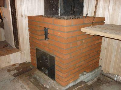 Теплоизоляция для печей и каминов, как производится утепление