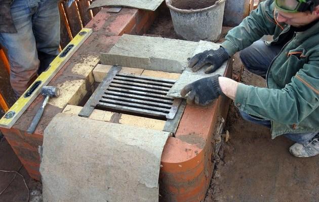 Колосник своими руками: материалы, конструкция, этапы работ